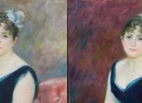 De echte kleuren van Renoir