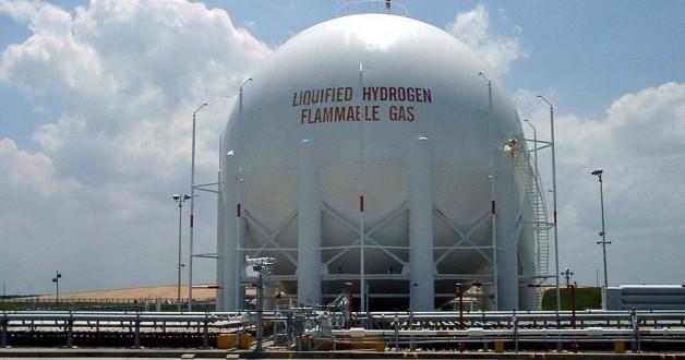 Duurzaam waterstof opslaan